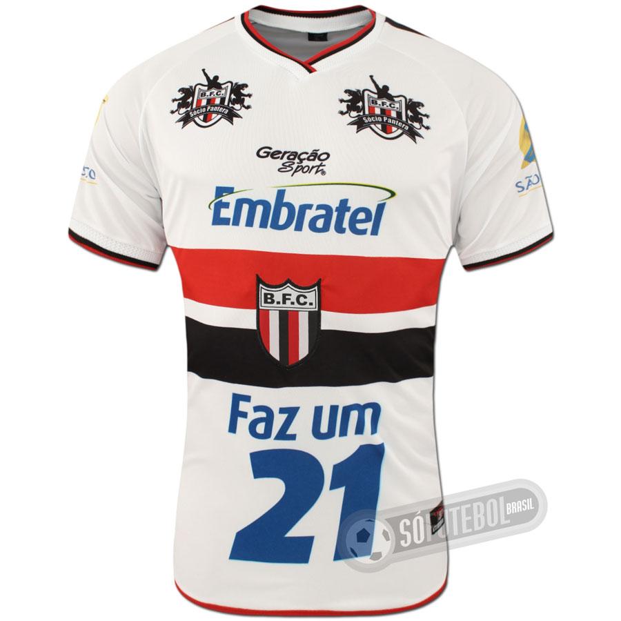 Camisa Botafogo de Ribeirão Preto - Modelo I da931d7dc03f7