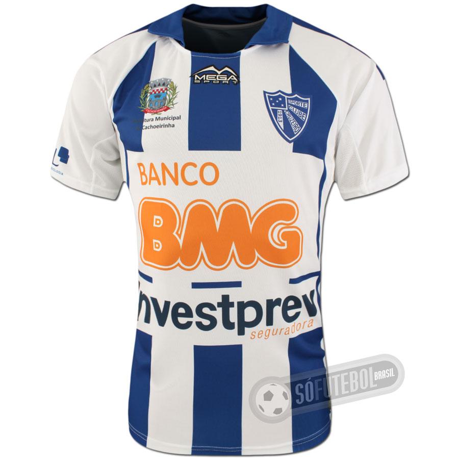 9e33734b195eb Camisa Cruzeiro de Porto Alegre - Modelo I