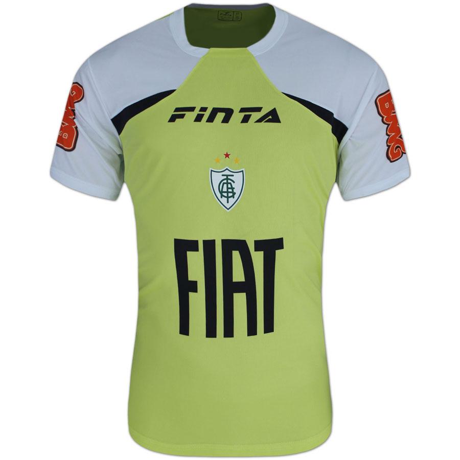 5802999036 Camisa América Mineiro - Treino. Carregando.