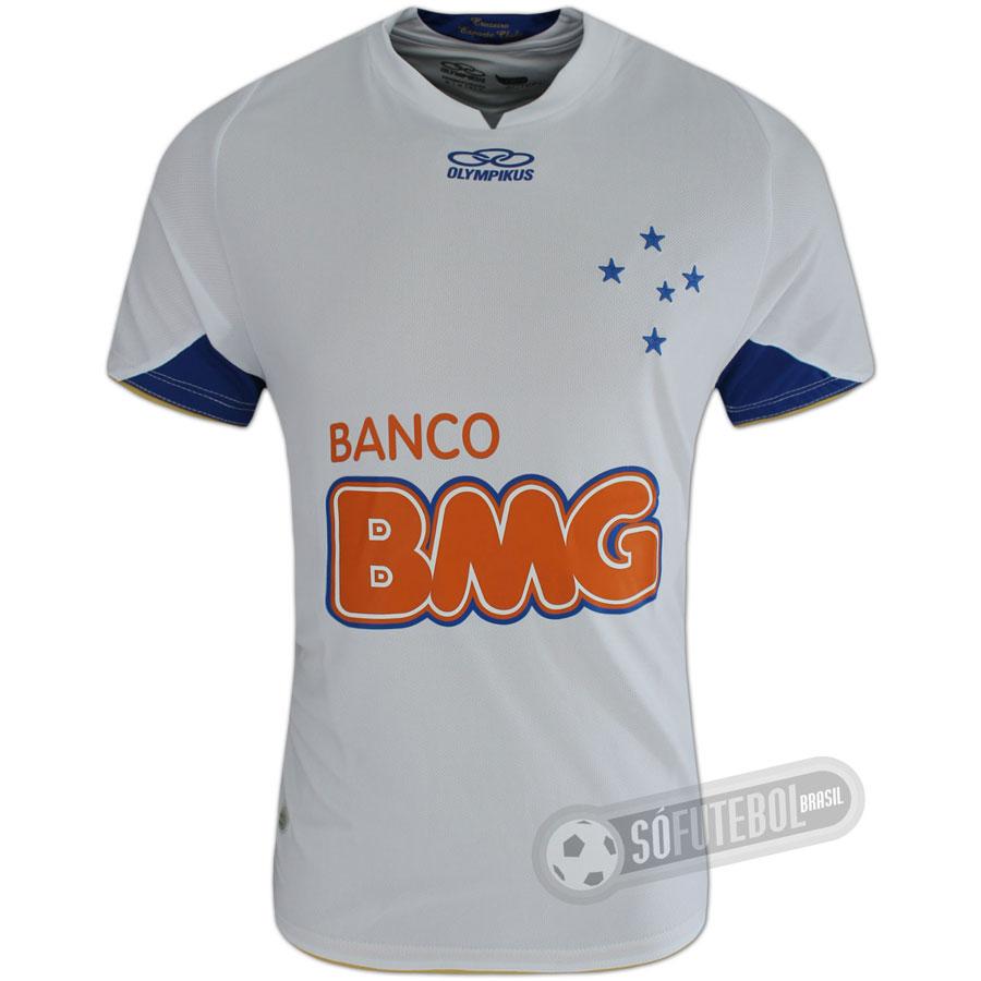 1b0d335431 Camisa Cruzeiro - Modelo II. Carregando.
