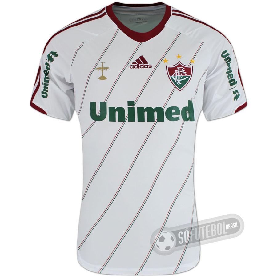 cacae396d1 Camisa Fluminense - Modelo II. Carregando.