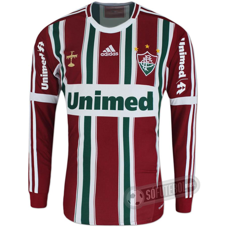Camisa Fluminense - Modelo I - Manga Longa. Carregando. 8a217ff948685