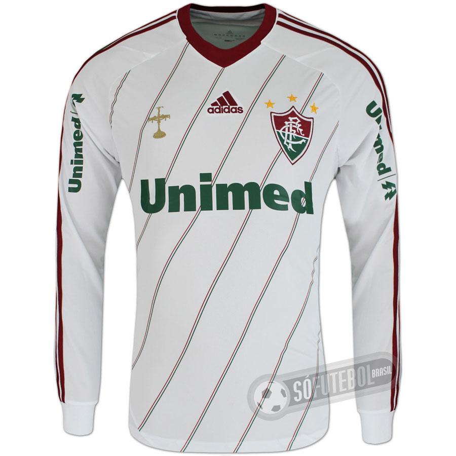 2e2765473a Camisa Fluminense - Modelo II - Manga Longa. Carregando.