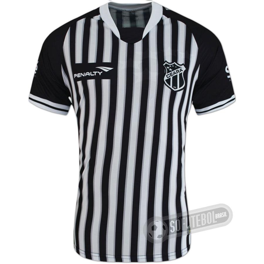 889e1c7855 Camisa Ceará - Modelo I. Carregando.