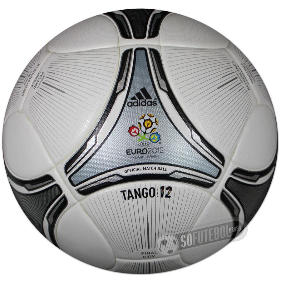 Bola Adidas Euro 2012 Final Tango OMB - Official Match Ball f8c010e021545