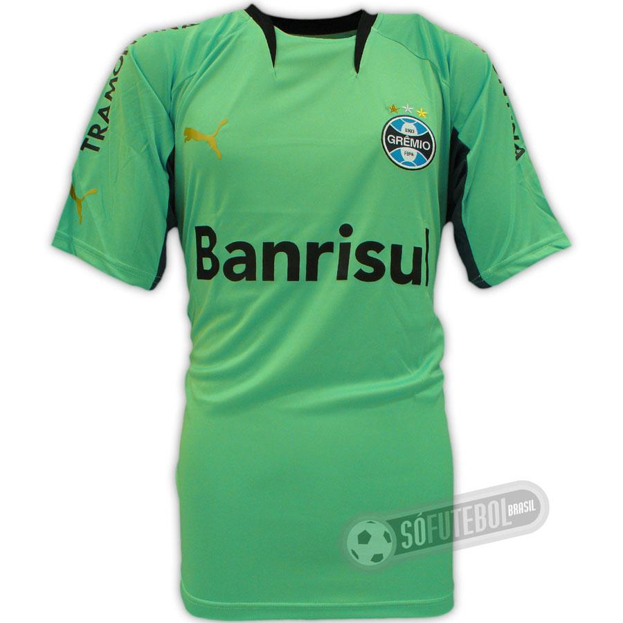 9f12f43c5077b Camisa Oficial Grêmio - Treino - Promoção