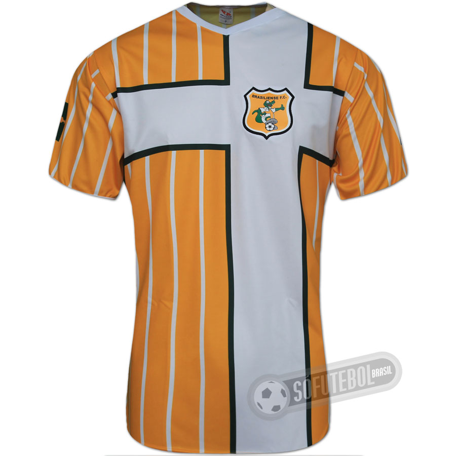13a9a728d7654 Camisa Brasiliense - Modelo I