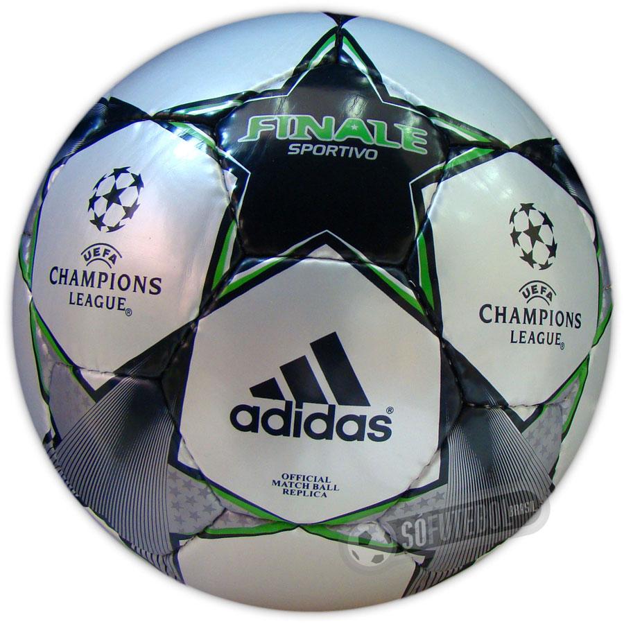 b924d6b89d141 Bola Adidas Finale (Champions League 2008 2009) - Futebol de Campo