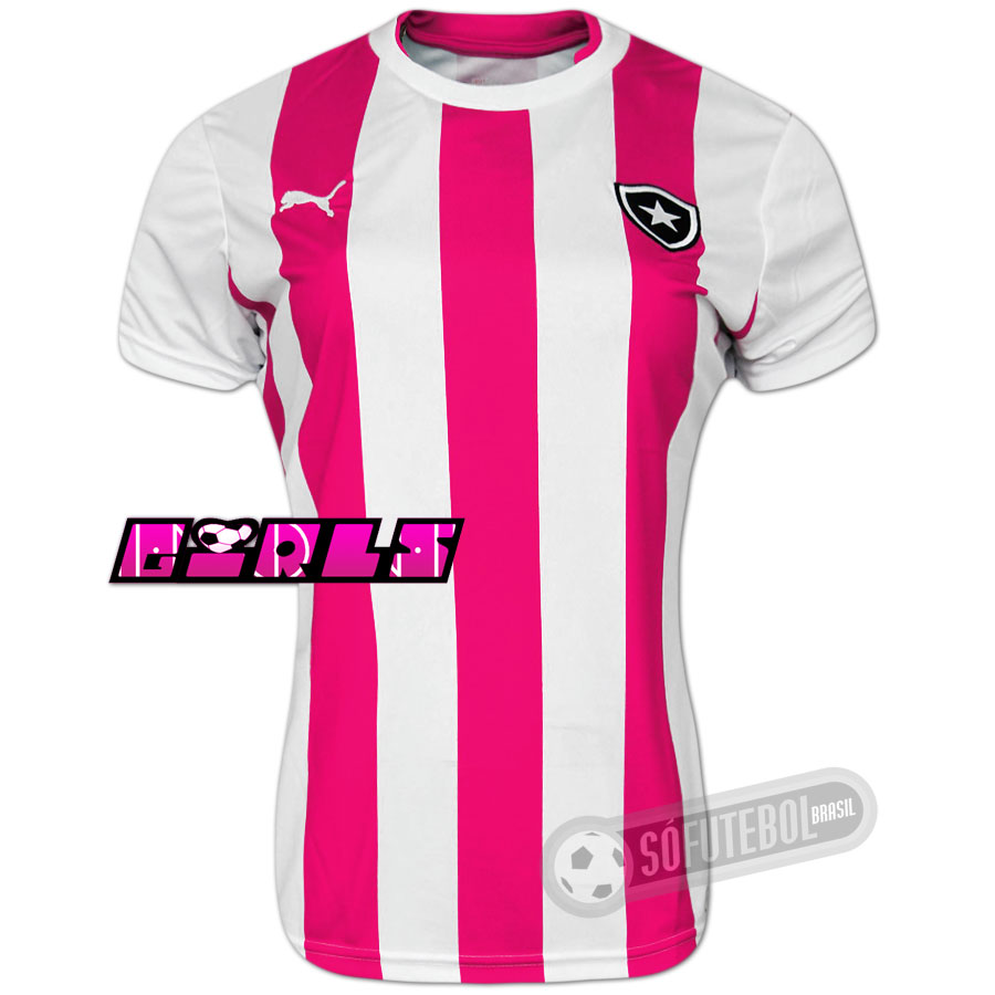 Camisa Botafogo - Feminina. Carregando. b1f9a7f87bb04