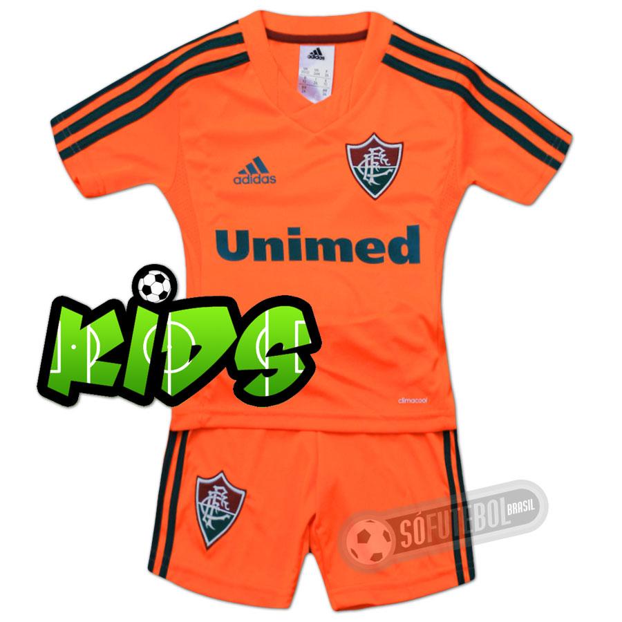 3be827af8b145 Kit Infantil Fluminense - Modelo III