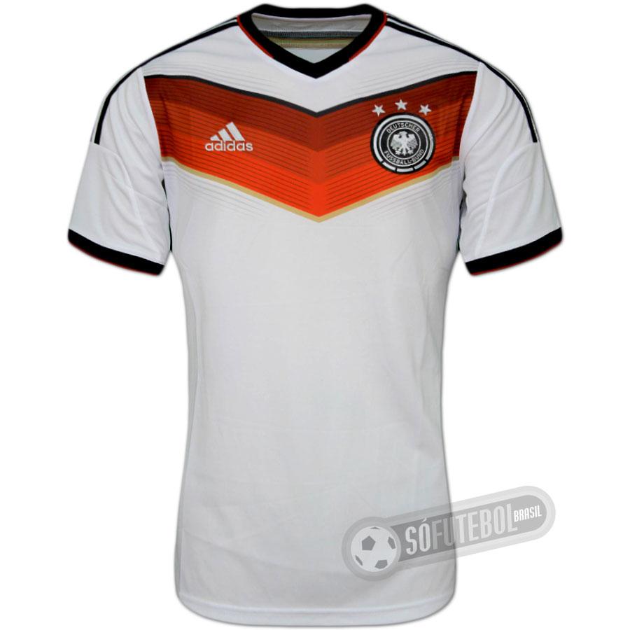 f6a4ad780829b Camisa Alemanha - Modelo I