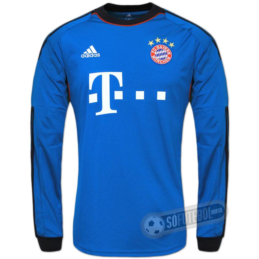 Camisa Bayern München - Goleiro. Carregando. f0998a2fac1ca