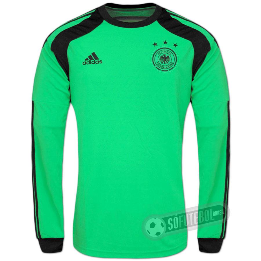 Camisa Alemanha - Goleiro 5a7a35785c7d0