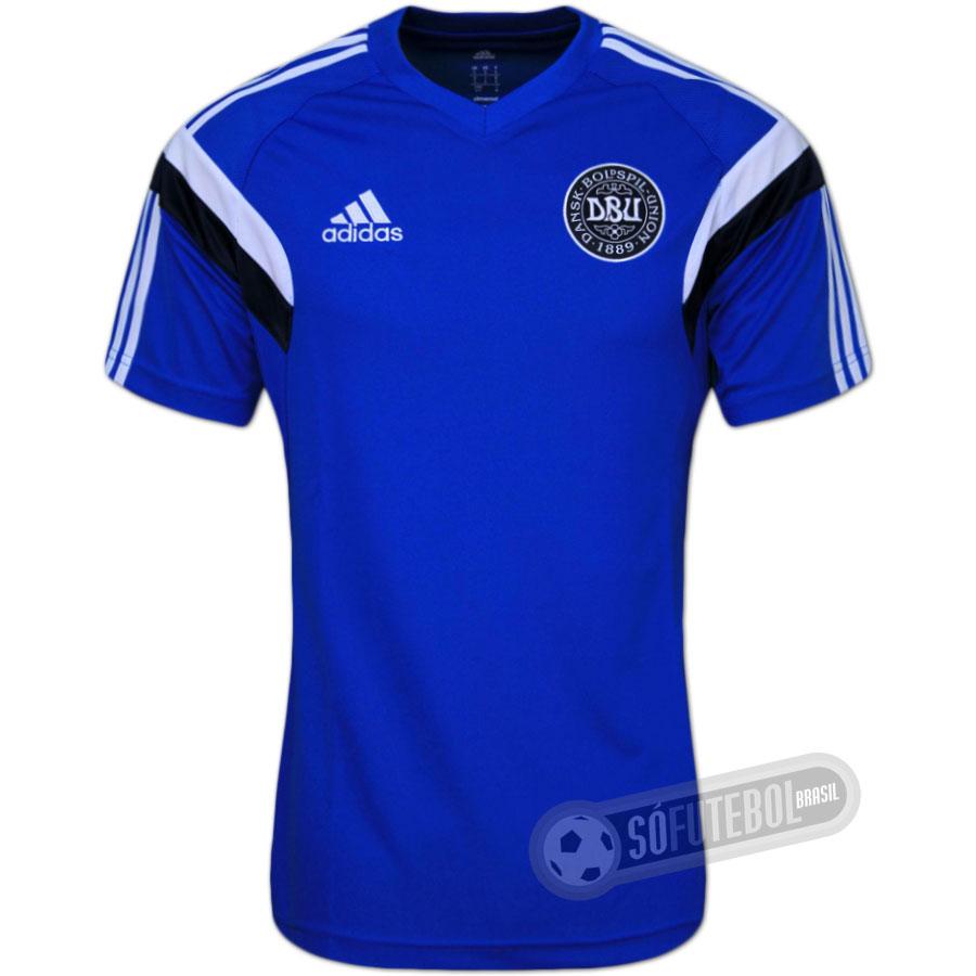 726b8b016f Camisa Dinamarca - Treino