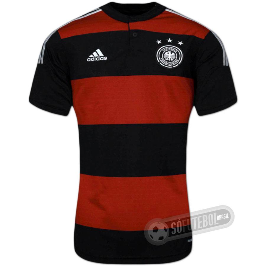 9bc92c991780e Camisa Alemanha - Modelo II