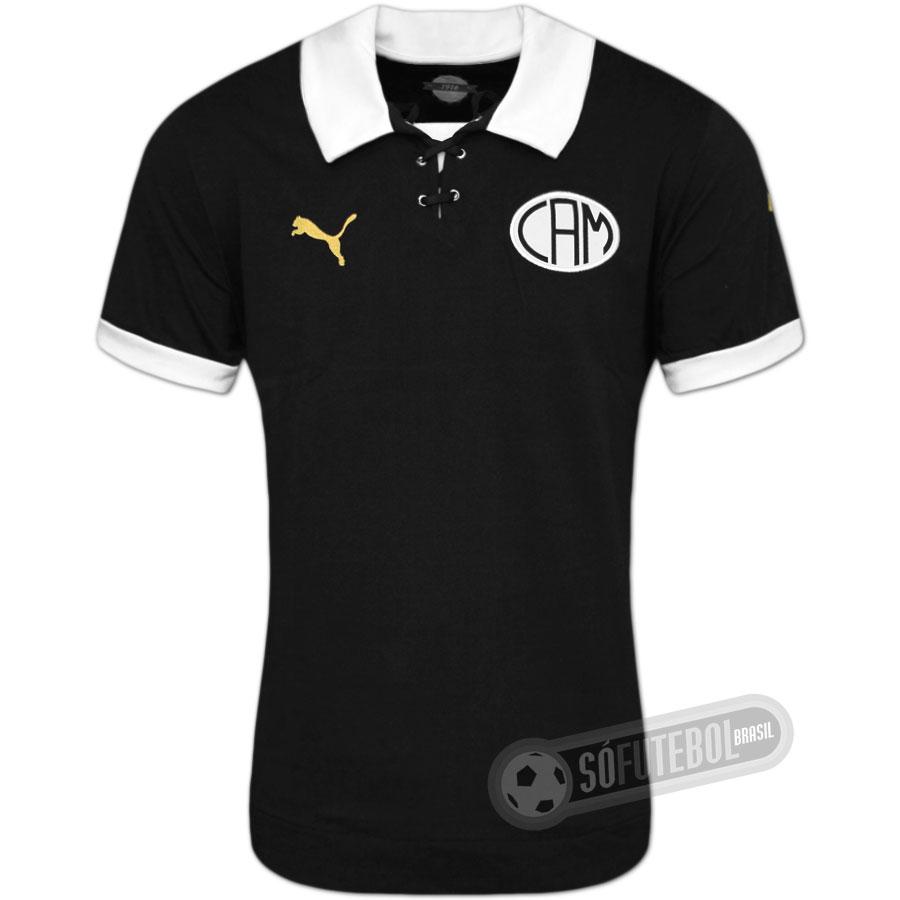 01997e20d Camisa Atlético Mineiro 1916 - Modelo I