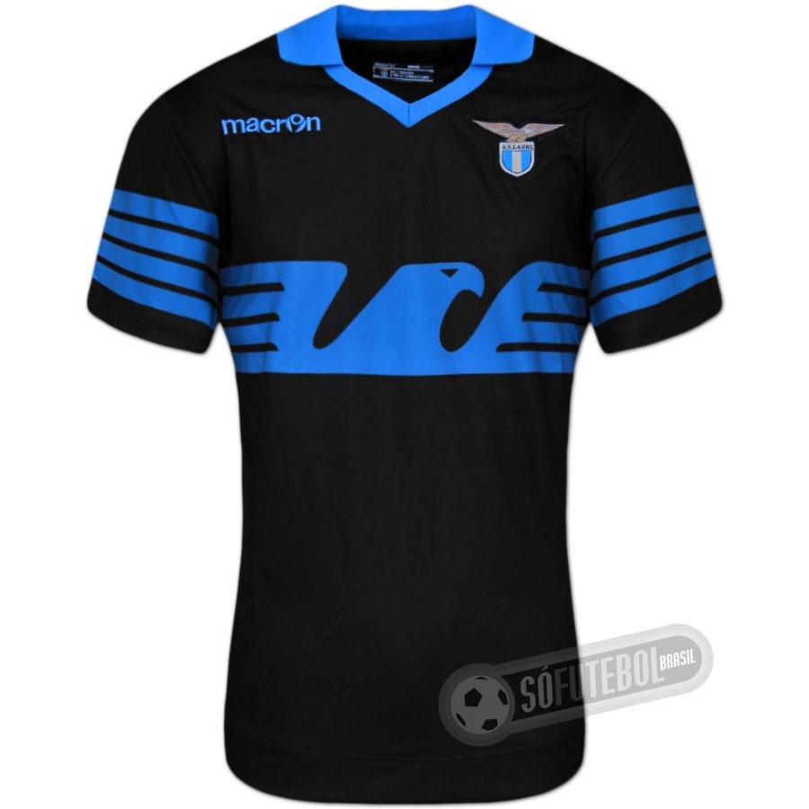 Camisa Lazio - Modelo III 6142e0c14c74d