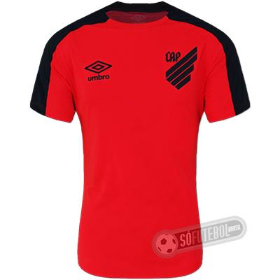 Camisa Athletico Paranaense - Treino