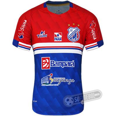 Camisa Bragantino do Pará - Modelo I