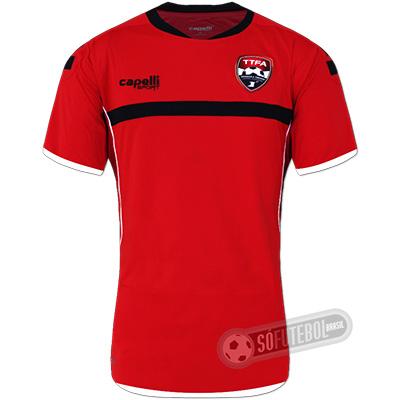 Camisa Trinidad e Tobago - Modelo I