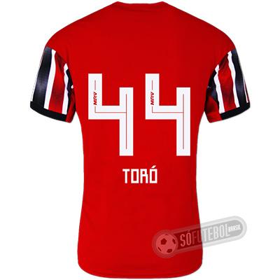 Camisa São Paulo - Modelo II (TORÓ #44)