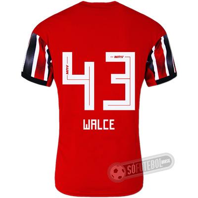 Camisa São Paulo - Modelo II (WALCE #43)