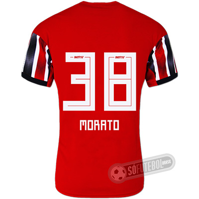 Camisa São Paulo - Modelo II (MORATO #38)