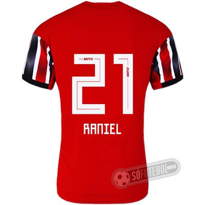 Camisa São Paulo - Modelo II (RANIEL #21)