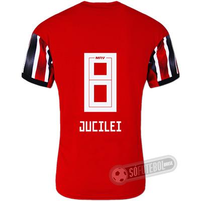 Camisa São Paulo - Modelo II (JUCILEI #8)