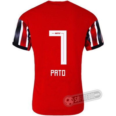 Camisa São Paulo - Modelo II (PATO #7)