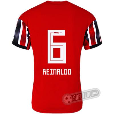 Camisa São Paulo - Modelo II (REINALDO #6)