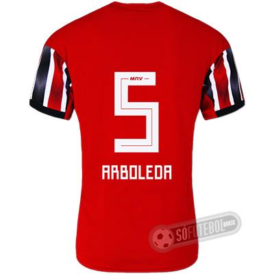 Camisa São Paulo - Modelo II (ARBOLEDA #5)