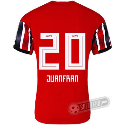 Camisa São Paulo - Modelo II (JUANFRAN #20)