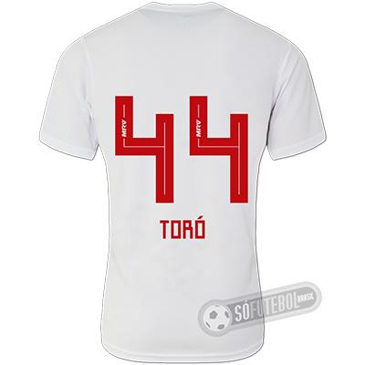 Camisa São Paulo - Modelo I (TORÓ #44)