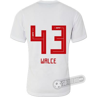 Camisa São Paulo - Modelo I (WALCE #43)