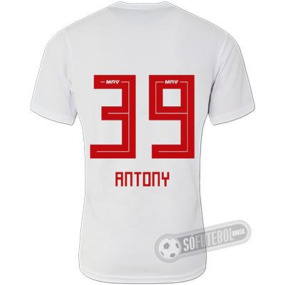 Camisa São Paulo - Modelo I (ANTONY #39)