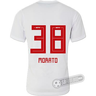 Camisa São Paulo - Modelo I (MORATO #38)