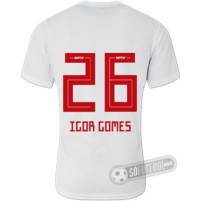Camisa São Paulo - Modelo I (IGOR GOMES #26)