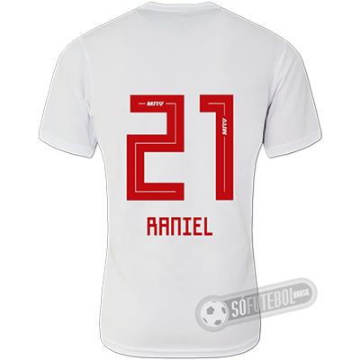 Camisa São Paulo - Modelo I (RANIEL #21)