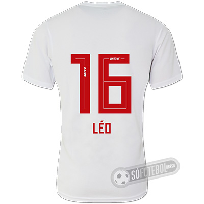 Camisa São Paulo - Modelo I (LÉO #16)