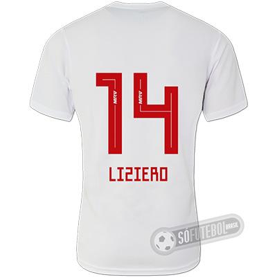 Camisa São Paulo - Modelo I (LIZIERO #14)