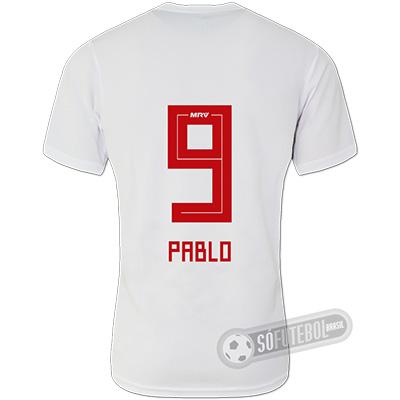 Camisa São Paulo - Modelo I (PABLO #9)