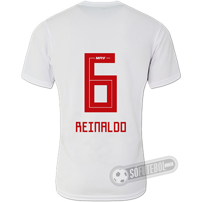 Camisa São Paulo - Modelo I (REINALDO #6)