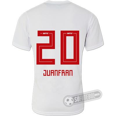 Camisa São Paulo - Modelo I (JUANFRAN #20)