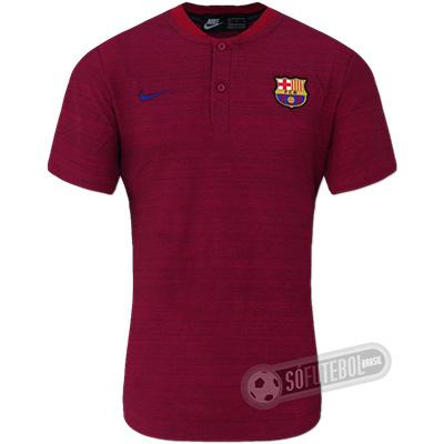 Camisa Barcelona - Passeio