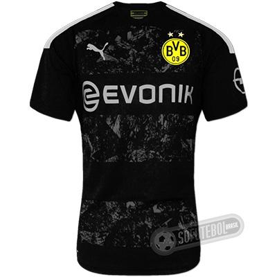Camisa Borussia Dortmund - Modelo II