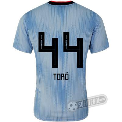 Camisa São Paulo - Modelo III (TORÓ #44)