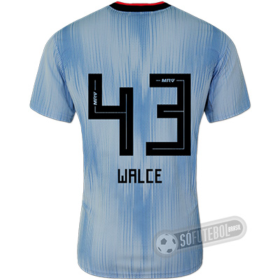 Camisa São Paulo - Modelo III (WALCE #43)