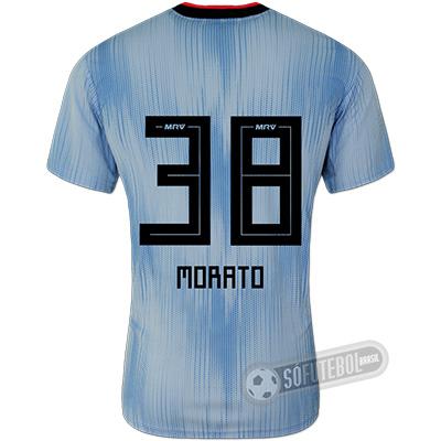 Camisa São Paulo - Modelo III (MORATO #38)