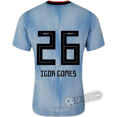Camisa São Paulo - Modelo III (IGOR GOMES #26)